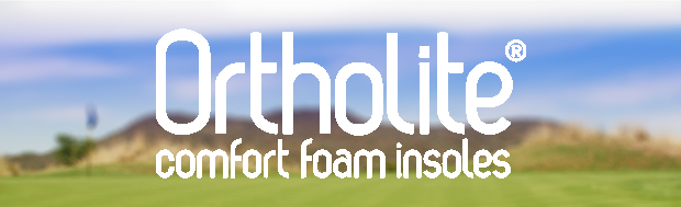 Ortholite logo with background