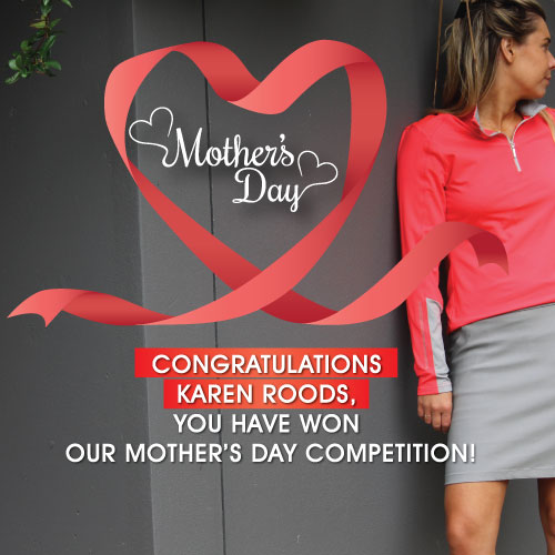 Mothers Day winner 2017
