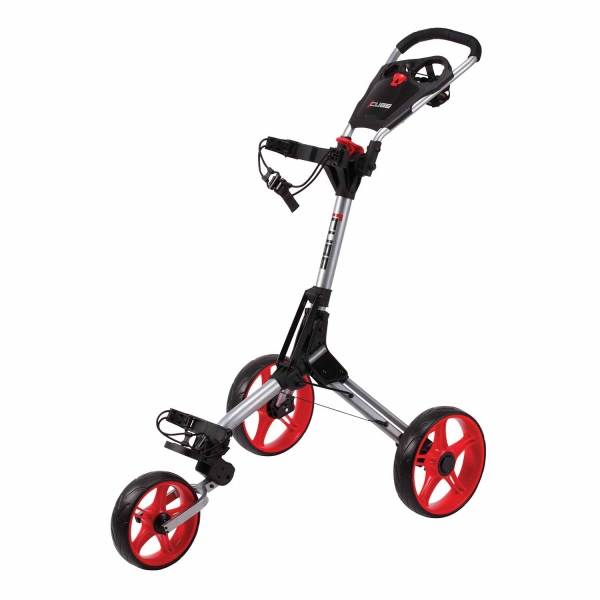 CUBE CART 3 WHEEL BUGGY